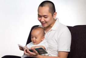 family literacy starts early